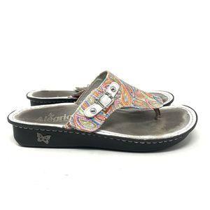 Alegria VAN-470 Paisley  Sandals
